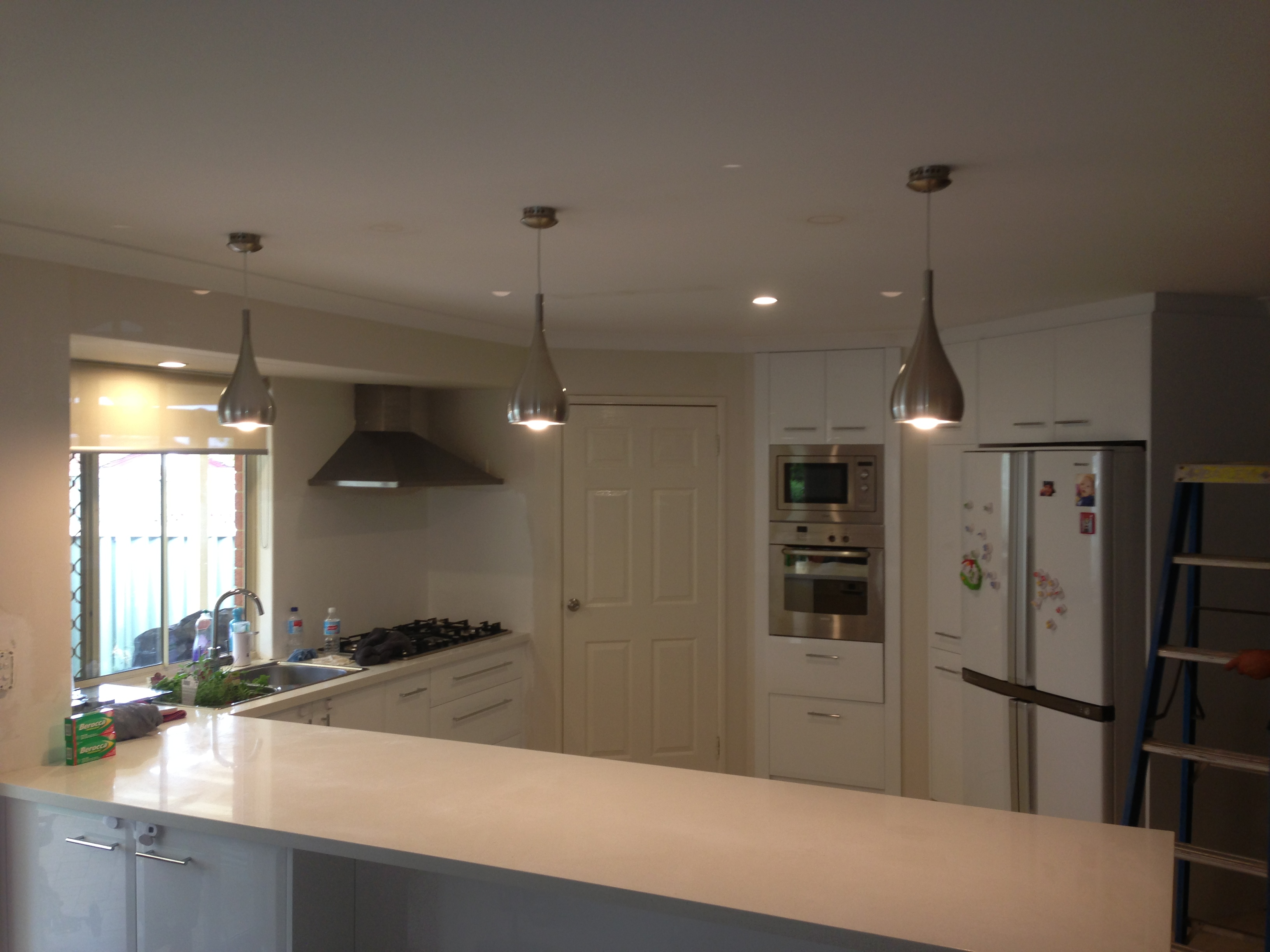 perth electrician lighting